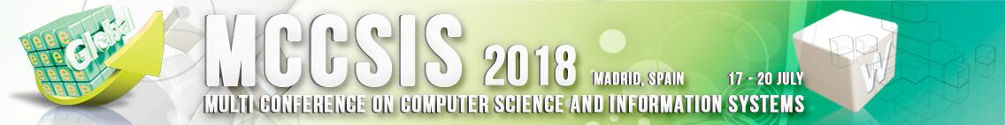 MCCSIS 2018