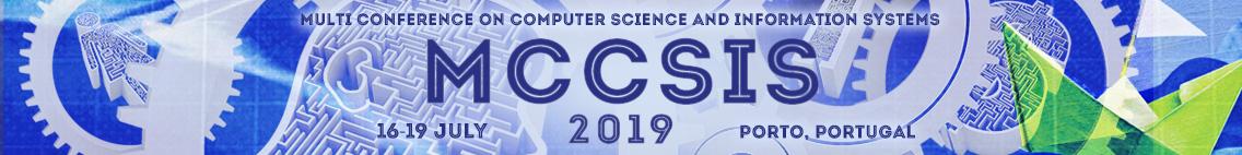 MCCSIS 2019