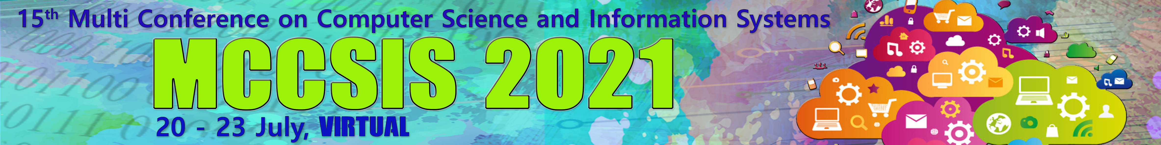 MCCSIS 2021